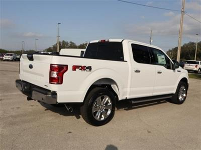 2018 F-150 SuperCrew Cab 4x4,  Pickup #40683 - photo 2