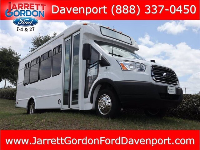 2019 Ford Transit 350 HD DRW 4x2, Starcraft Bus Other/Specialty #42579 - photo 1