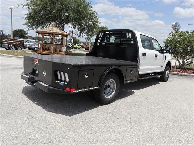2020 Ford F-350 Crew Cab DRW 4x4, CM Truck Beds Platform Body #42588 - photo 1