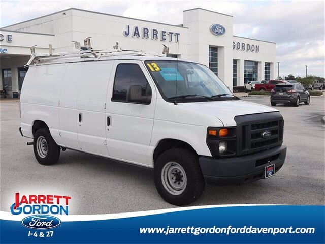 2013 Ford E-250 RWD, Empty Cargo Van #43033A - photo 1