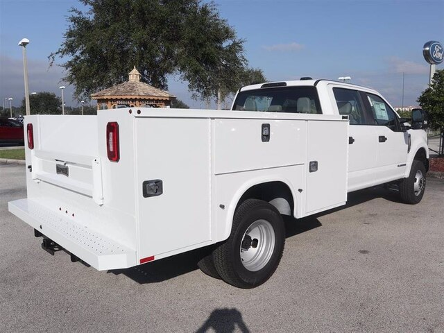 2020 Ford F-350 Crew Cab DRW 4x4, Knapheide Service Body #43509 - photo 1