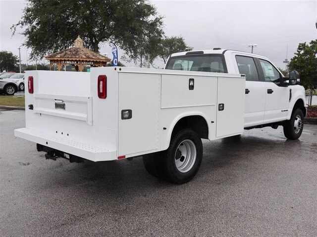2020 Ford F-350 Crew Cab DRW 4x4, Knapheide Service Body #43511 - photo 1