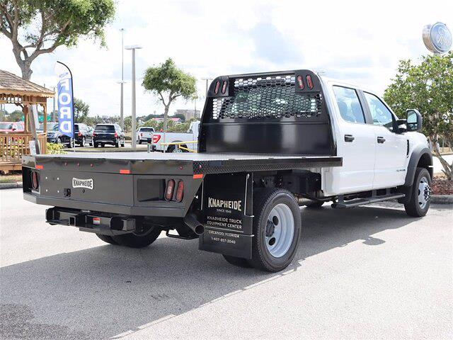 2021 Ford F-450 Crew Cab DRW 4x4, Cab Chassis #43738 - photo 1