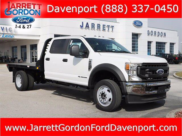 2021 Ford F-450 Crew Cab DRW 4x4, Freedom Platform Body #43903 - photo 1