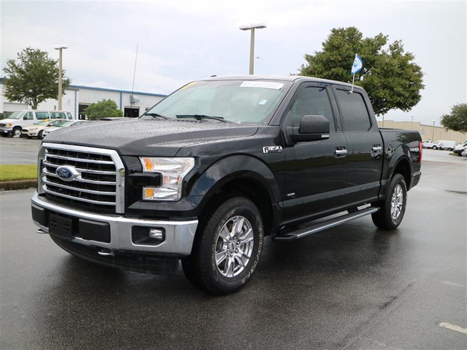 2017 F-150 Super Cab 4x4, Pickup #A17123 - photo 4
