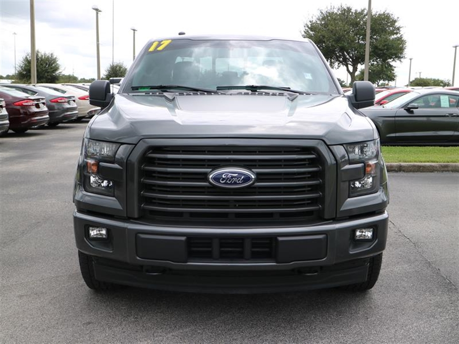 2017 F-150 Super Cab 4x4, Pickup #A17136 - photo 3