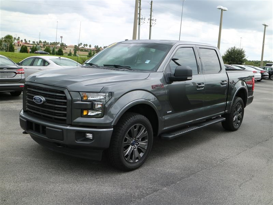 2017 F-150 Super Cab 4x4, Pickup #A17136 - photo 4