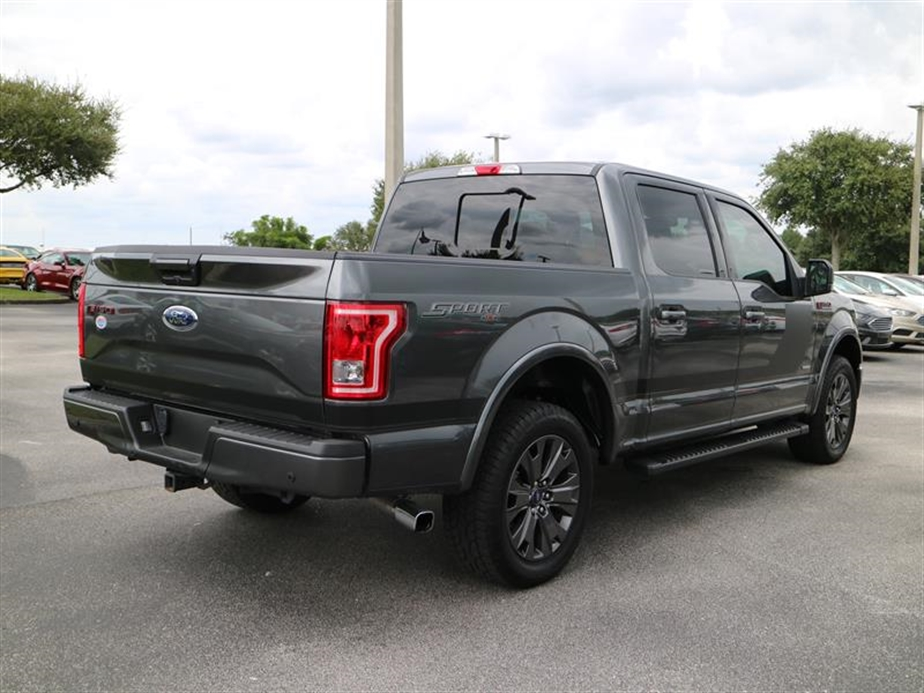 2017 F-150 Super Cab 4x4, Pickup #A17136 - photo 2