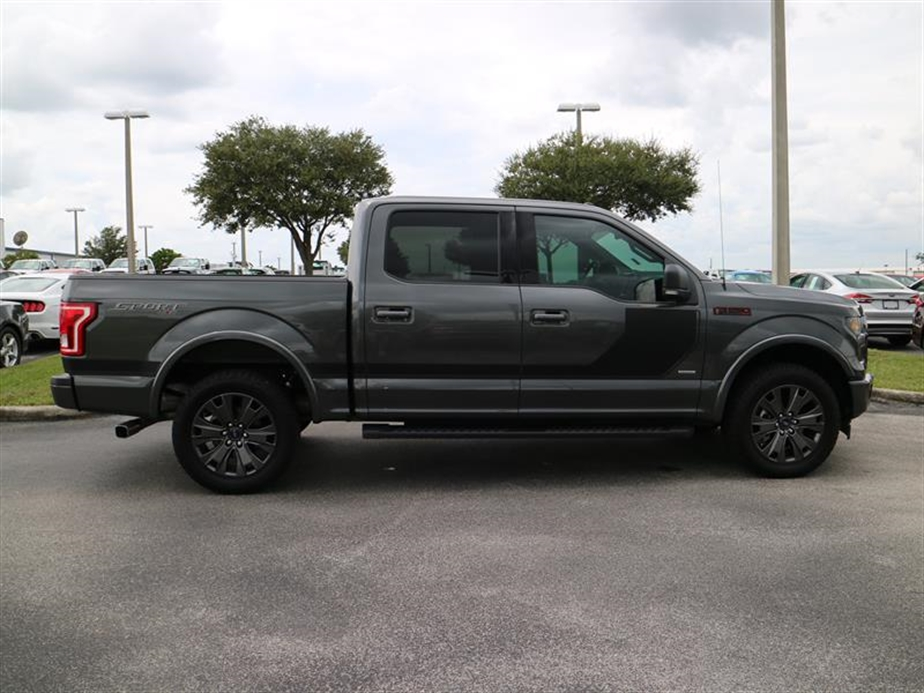 2017 F-150 Super Cab 4x4, Pickup #A17136 - photo 8