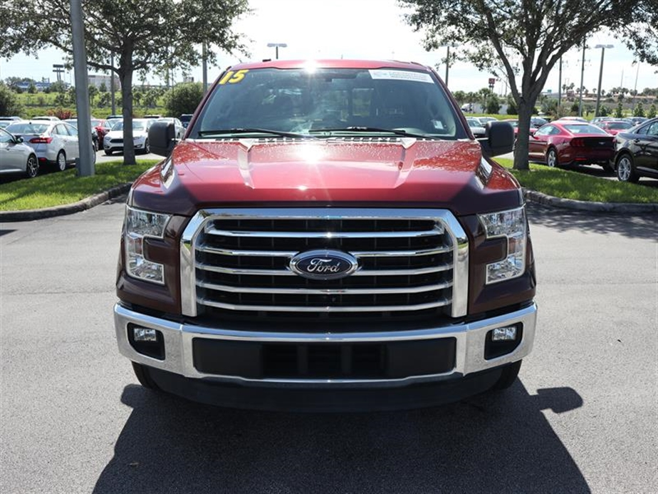2015 F-150 SuperCrew Cab 4x2,  Pickup #A17480 - photo 3