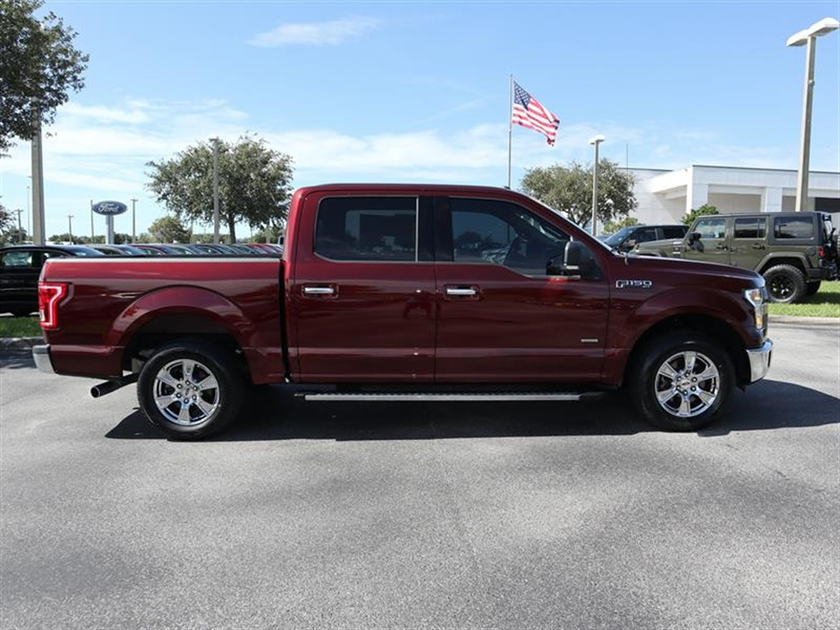 2015 F-150 SuperCrew Cab 4x2,  Pickup #A17480 - photo 8