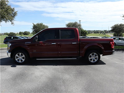 2015 F-150 SuperCrew Cab 4x2,  Pickup #A17480 - photo 5