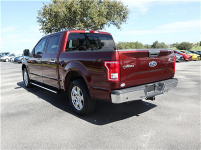 2015 F-150 SuperCrew Cab 4x2,  Pickup #A17480 - photo 6