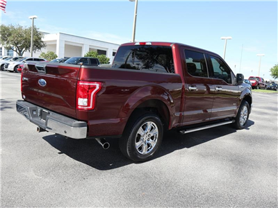 2015 F-150 SuperCrew Cab 4x2,  Pickup #A17480 - photo 2
