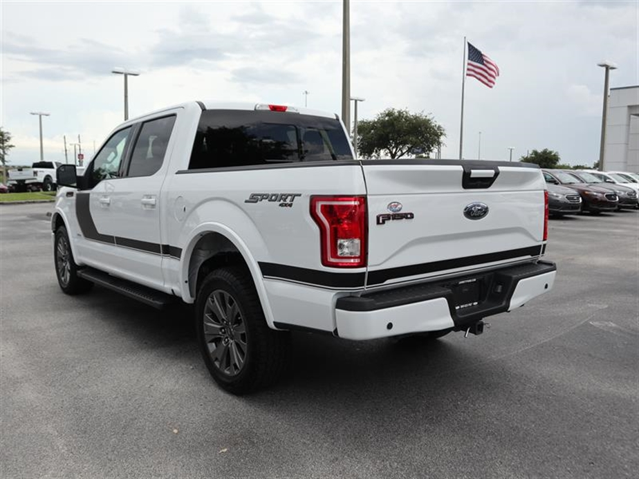 2017 F-150 SuperCrew Cab 4x4,  Pickup #A17508 - photo 6