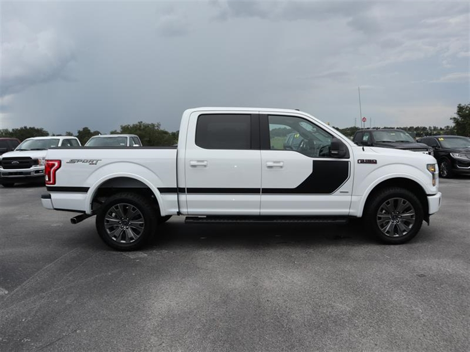 2017 F-150 SuperCrew Cab 4x4,  Pickup #A17508 - photo 8