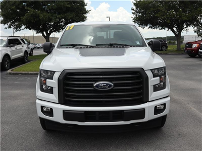 2017 F-150 SuperCrew Cab 4x4,  Pickup #A17508 - photo 3