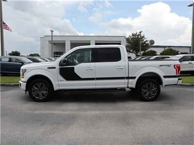 2017 F-150 SuperCrew Cab 4x4,  Pickup #A17508 - photo 5