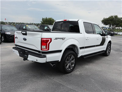 2017 F-150 SuperCrew Cab 4x4,  Pickup #A17508 - photo 2
