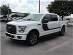 2017 F-150 SuperCrew Cab 4x4,  Pickup #A17508 - photo 4