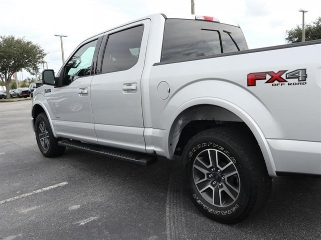 2015 F-150 Crew Cab 4x4,  Pickup #A17620 - photo 11