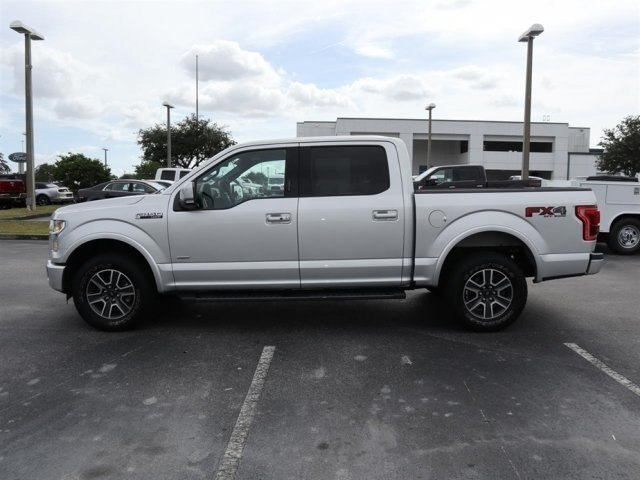 2015 F-150 Crew Cab 4x4,  Pickup #A17620 - photo 5
