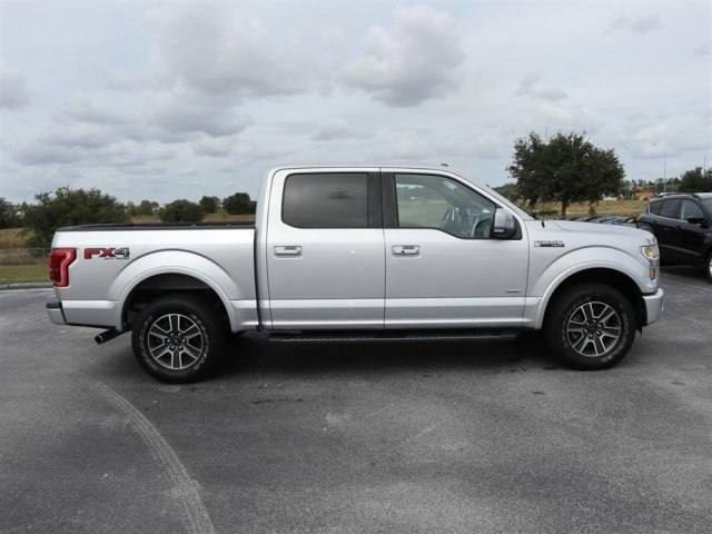 2015 F-150 Crew Cab 4x4,  Pickup #A17620 - photo 8