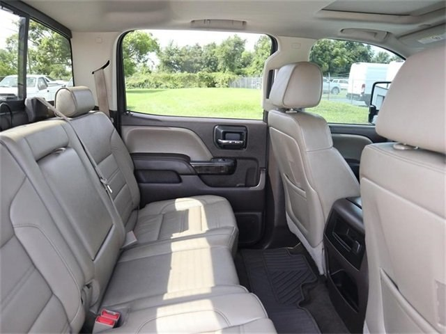 2015 Sierra 2500 Crew Cab 4x4,  Pickup #D17653 - photo 17