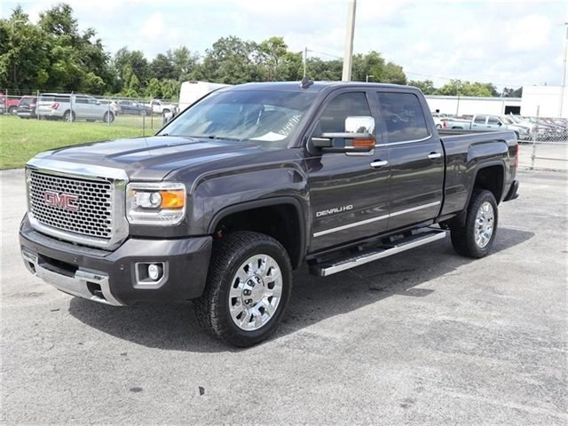 2015 Sierra 2500 Crew Cab 4x4,  Pickup #D17653 - photo 4