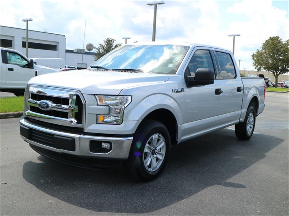 2017 F-150 Super Cab Pickup #P17157 - photo 4
