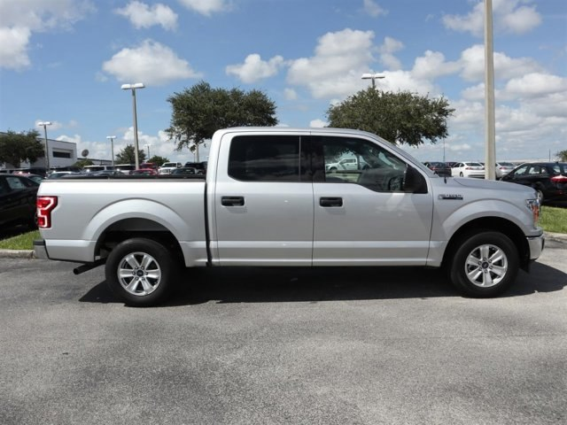 2018 F-150 SuperCrew Cab 4x2,  Pickup #P17586 - photo 8