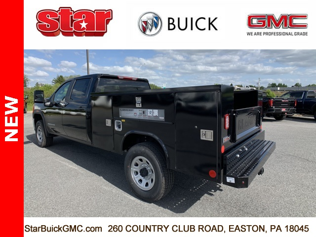 2020 GMC Sierra 3500 Crew Cab 4x4, Cab Chassis #100084 - photo 1