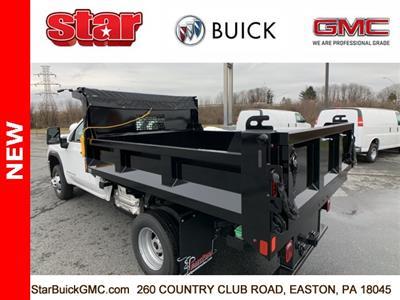 2020 GMC Sierra 3500 Regular Cab 4x4, SH Truck Bodies Dump Body #100104 - photo 19