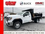 2020 GMC Sierra 3500 Regular Cab 4x4, SH Truck Bodies Dump Body #100104 - photo 1