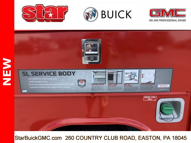 2020 GMC Sierra 3500 Regular Cab 4x4, Reading SL Service Body #100117 - photo 21