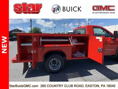 2020 GMC Sierra 3500 Regular Cab 4x4, Reading SL Service Body #100117 - photo 18