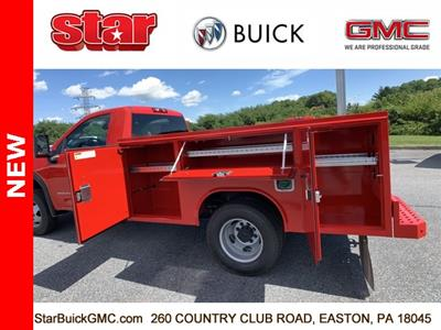 2020 GMC Sierra 3500 Regular Cab 4x4, Reading SL Service Body #100117 - photo 19
