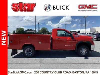 2020 GMC Sierra 3500 Regular Cab 4x4, Reading SL Service Body #100117 - photo 4