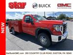 2020 GMC Sierra 3500 Regular Cab 4x4, Reading SL Service Body #100117 - photo 3