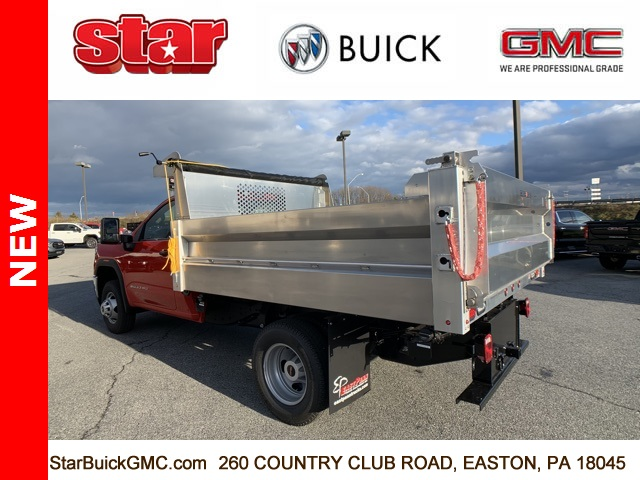 2020 GMC Sierra 3500 Regular Cab 4x4, Duramag Dump Body #100118 - photo 1