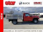 2020 GMC Sierra 3500 Regular Cab 4x4, Duramag Dump Body #100118 - photo 4