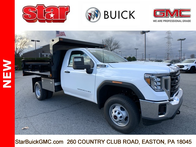 2020 GMC Sierra 3500 Regular Cab 4x4, Cab Chassis #100119 - photo 1