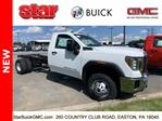 2020 GMC Sierra 3500 Regular Cab 4x4, Cab Chassis #100121 - photo 1