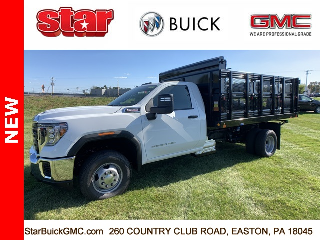 2020 GMC Sierra 3500 Regular Cab 4x4, Knapheide Landscape Dump #100150 - photo 1