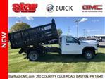 2020 GMC Sierra 3500 Regular Cab 4x4, Knapheide Landscape Dump #100150 - photo 24