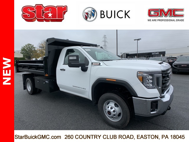 2020 GMC Sierra 3500 Regular Cab 4x4, Rugby Dump Body #100155 - photo 3