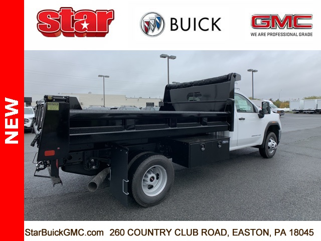 2020 GMC Sierra 3500 Regular Cab 4x4, Rugby Dump Body #100155 - photo 8
