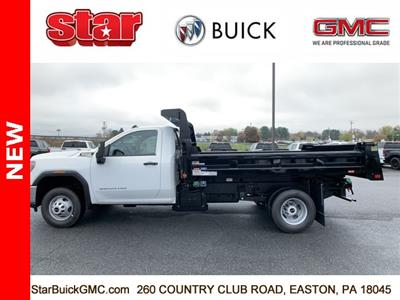 2020 GMC Sierra 3500 Regular Cab 4x4, Rugby Dump Body #100155 - photo 6