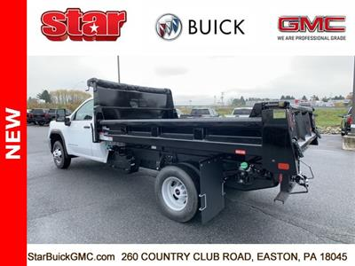 2020 GMC Sierra 3500 Regular Cab 4x4, Rugby Dump Body #100155 - photo 2