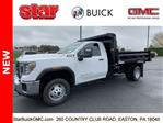 2020 GMC Sierra 3500 Regular Cab 4x4, Rugby Dump Body #100155 - photo 1